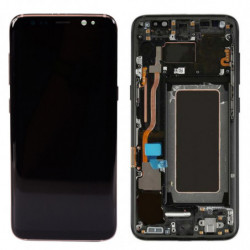 Ecran Samsung Galaxy S8...